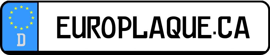 Europlaque